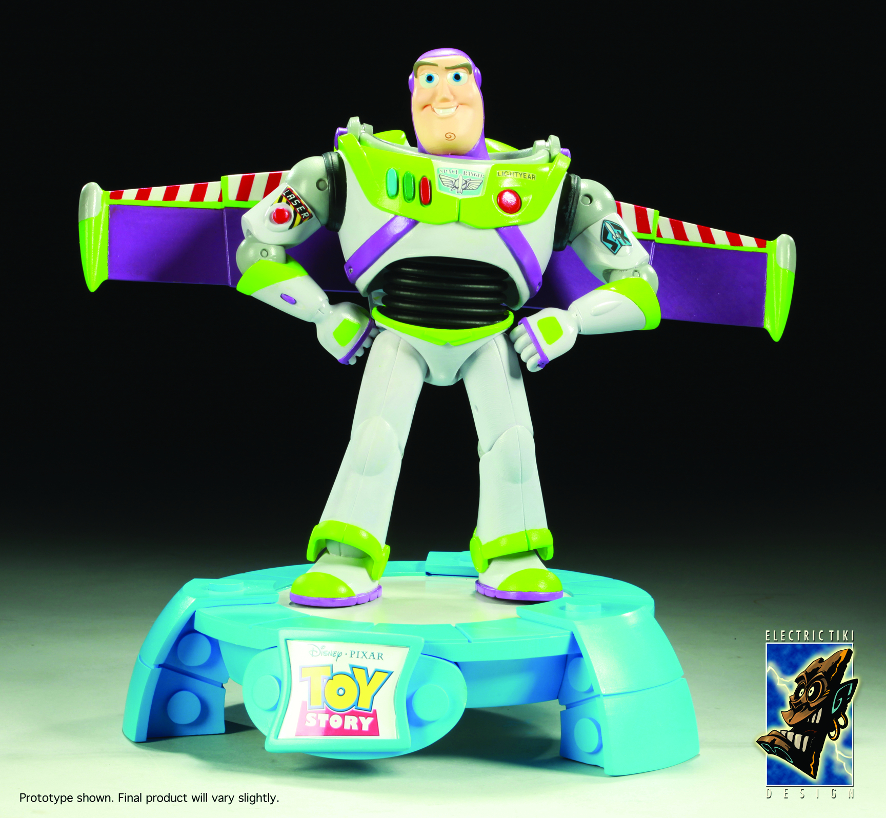 World Of Buzz: TOY STORY BUZZ LIGHTYEAR STATUE