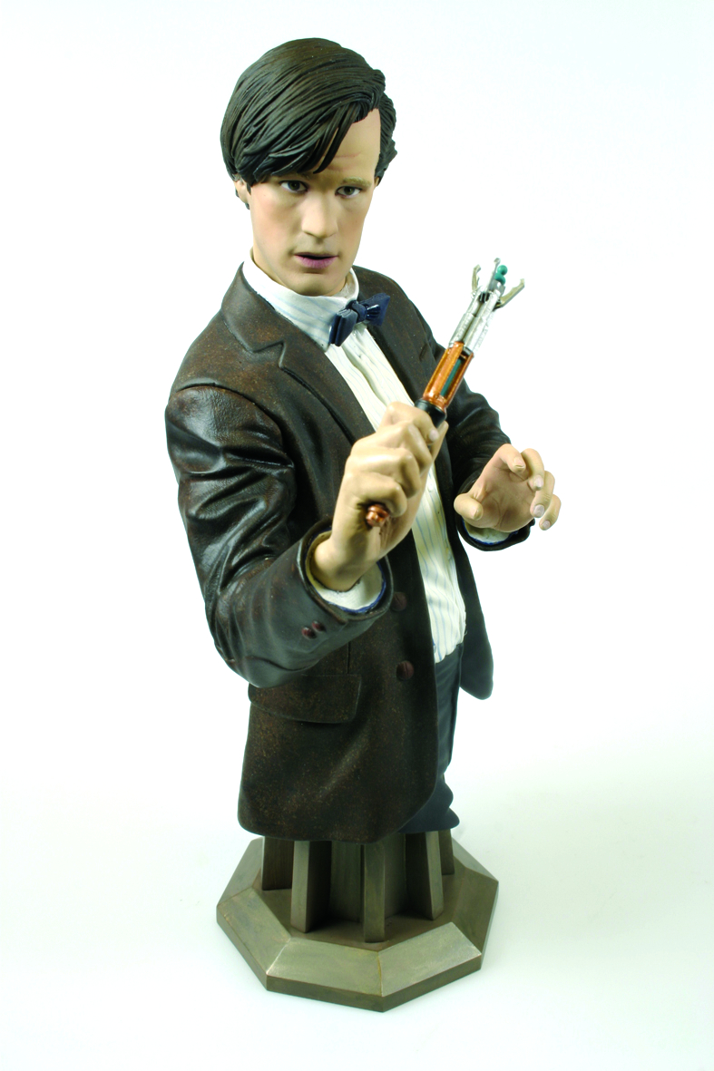 DOCTOR WHO 11TH DOCTOR MAXI BUST