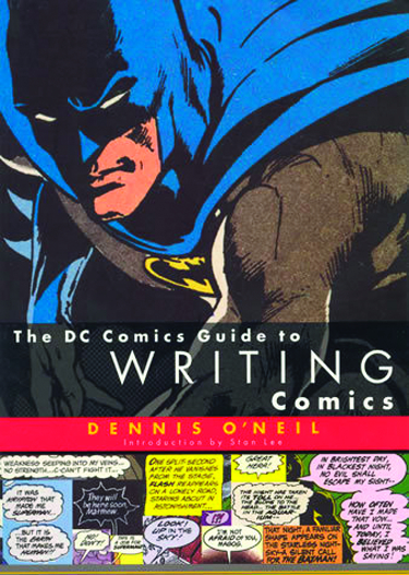 DC COMICS GUIDE TO WRITING COMICS SC
