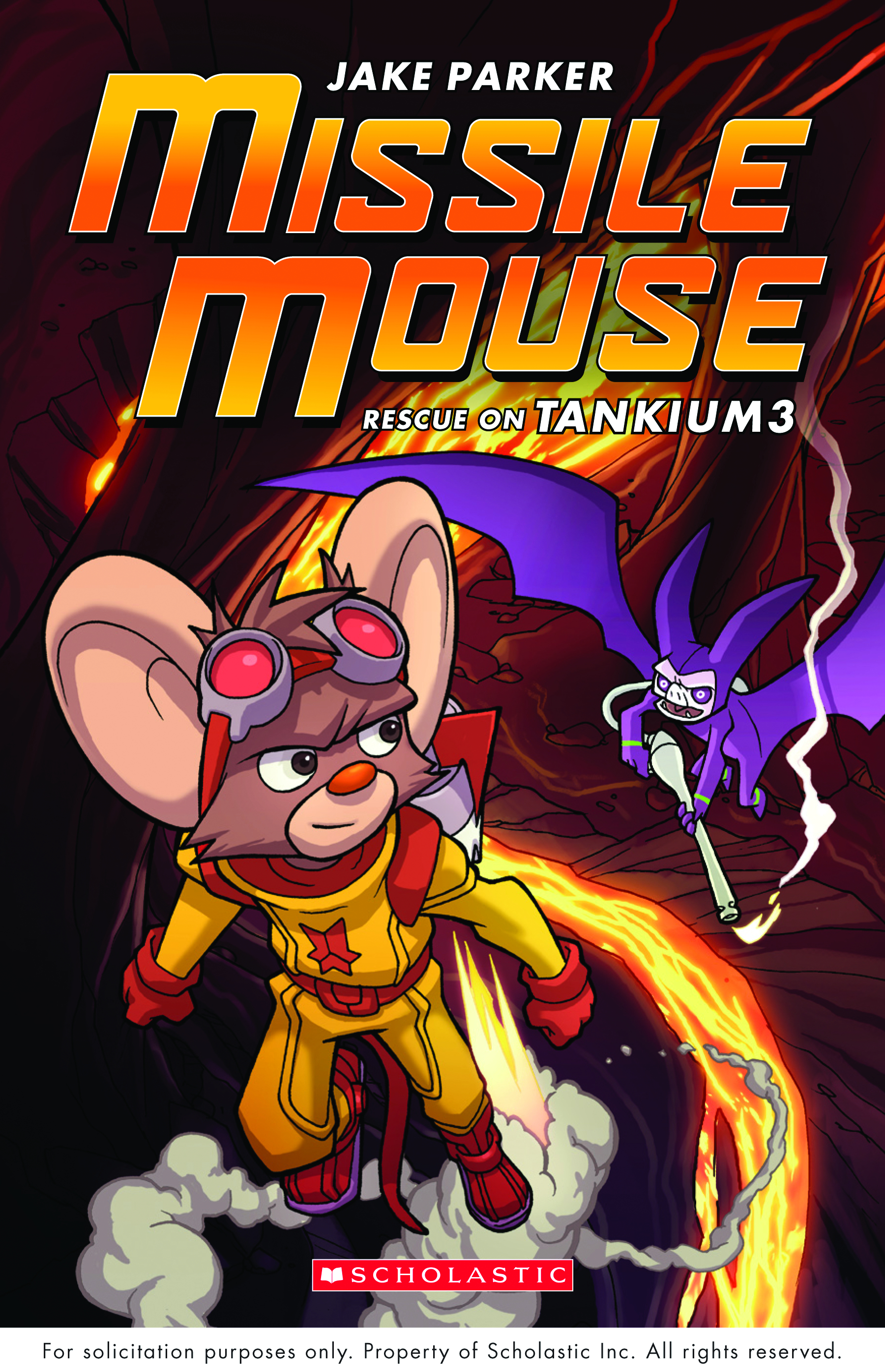 MISSILE MOUSE GN VOL 02