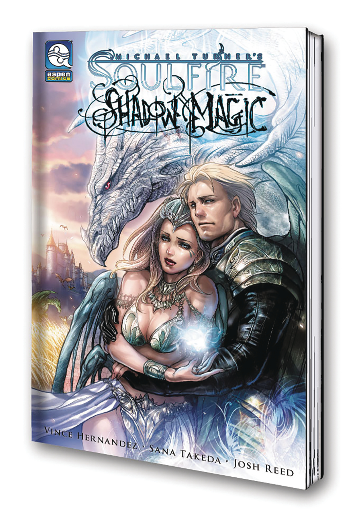 SOULFIRE SHADOW MAGIC TP VOL 01