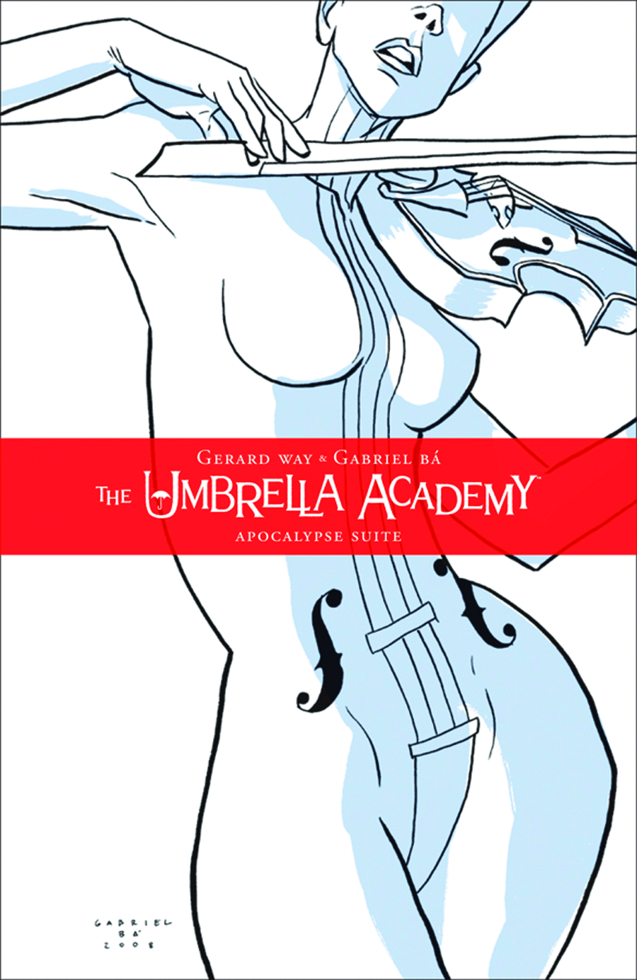 UMBRELLA ACADEMY TP VOL 01 APOCALYPSE SUITE (SEP108136)