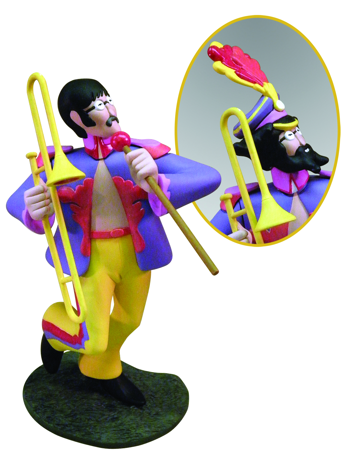 BEATLES YELLOW SUBMARINE JOHN LENNON MODEL KIT