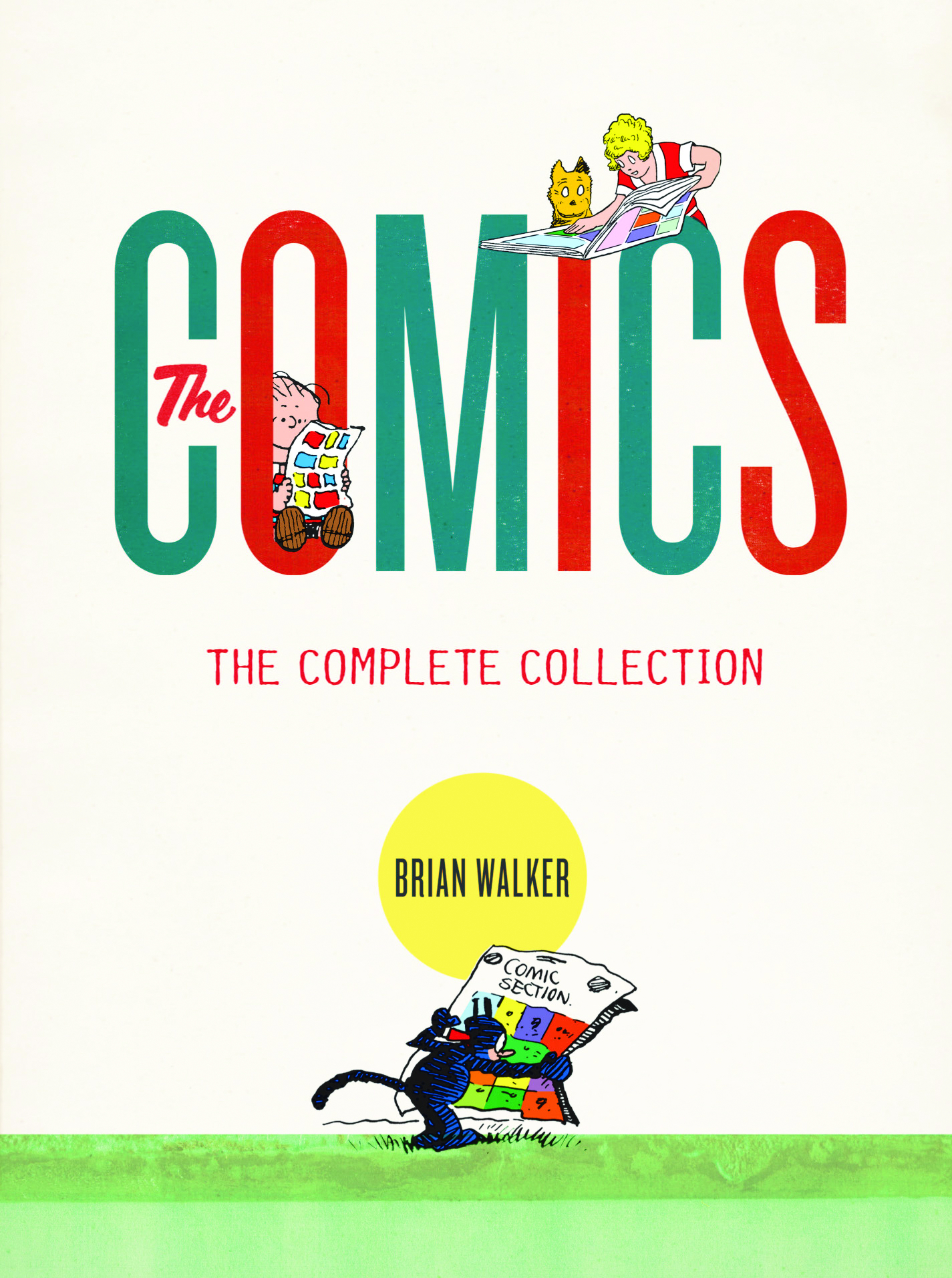 COMICS COMPLETE COLLECTION HC