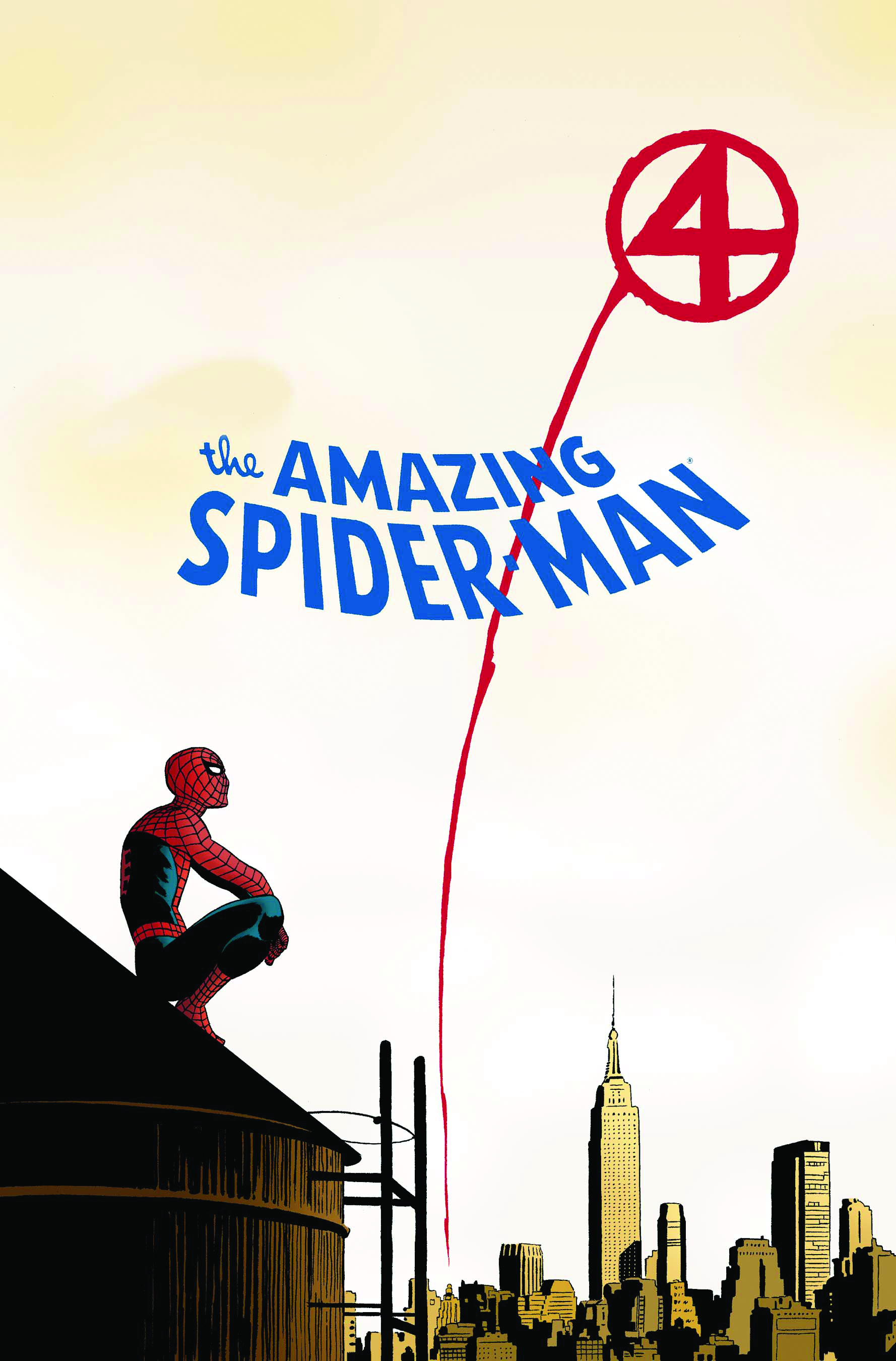 AMAZING SPIDER-MAN #657 BIG