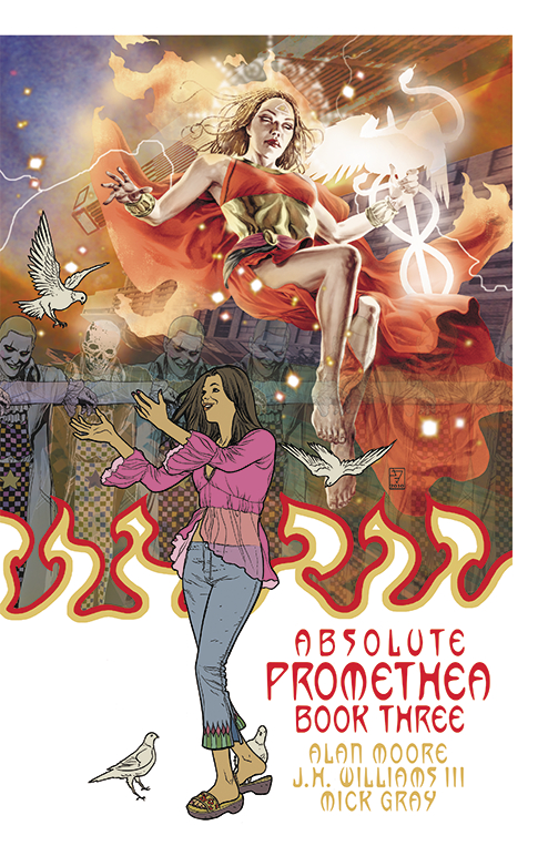 ABSOLUTE PROMETHEA HC VOL 03