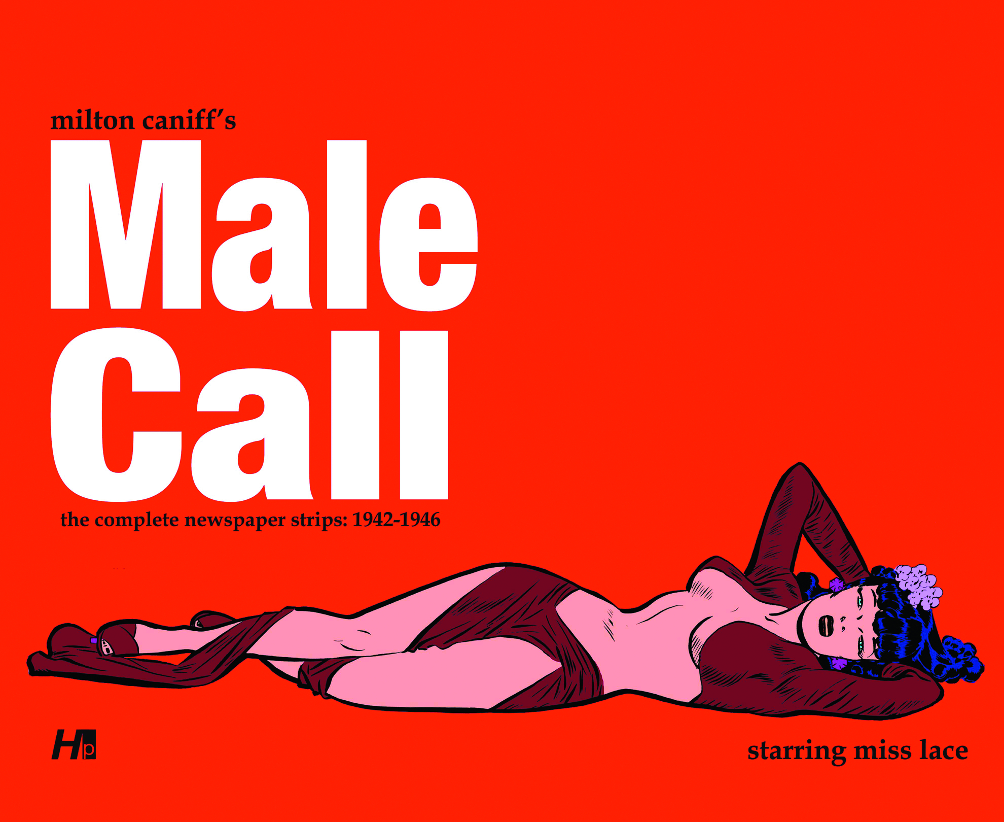 MILTON CANIFF MALE CALL HC