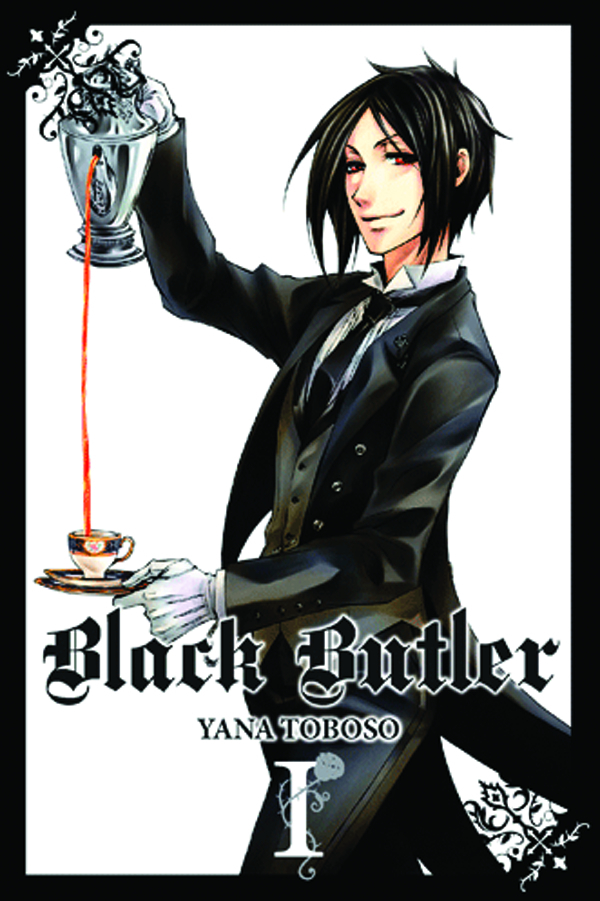 (USE SEP138279) BLACK BUTLER TP VOL 01