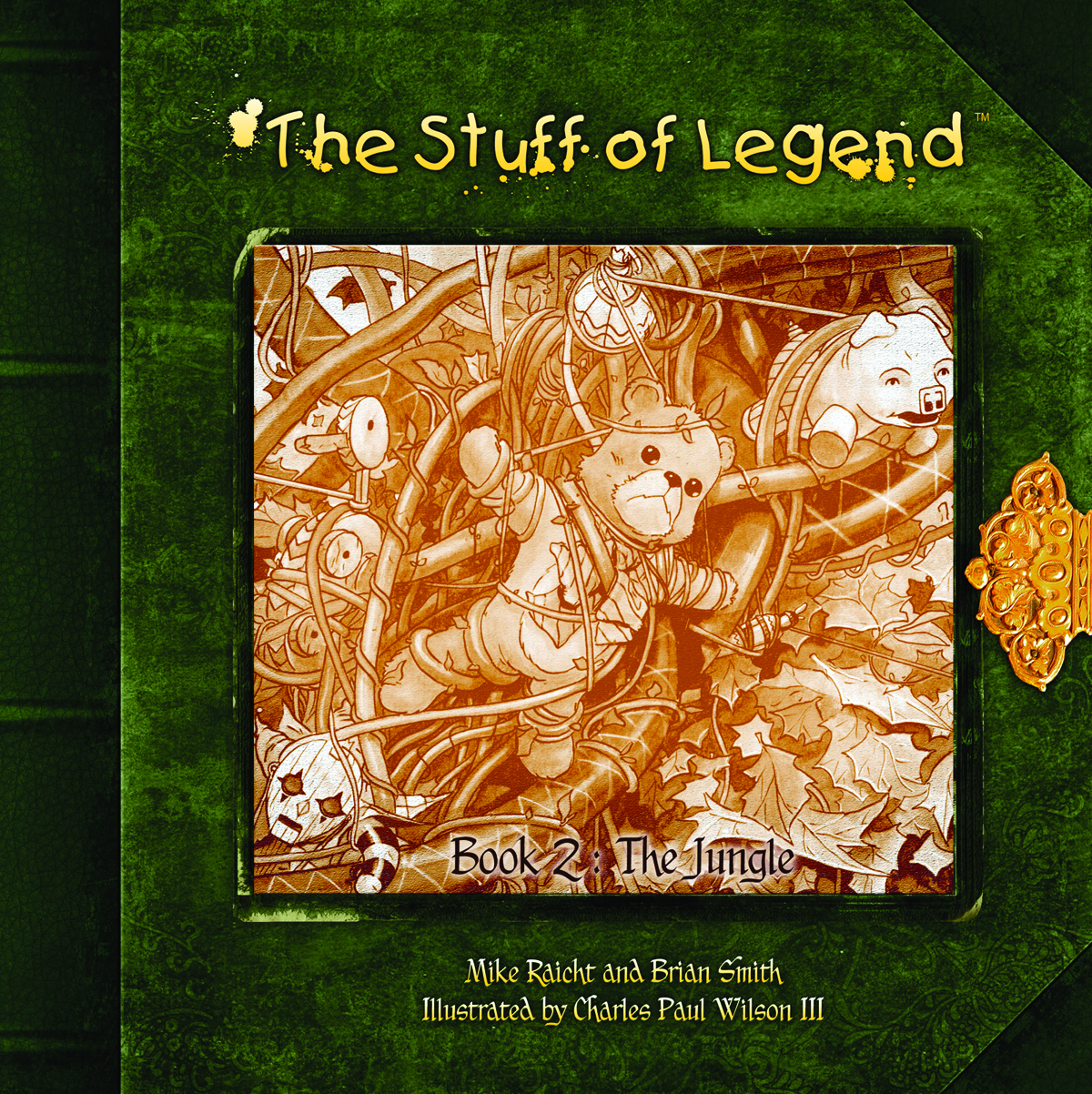 STUFF OF LEGEND TP VOL 02 THE JUNGLE