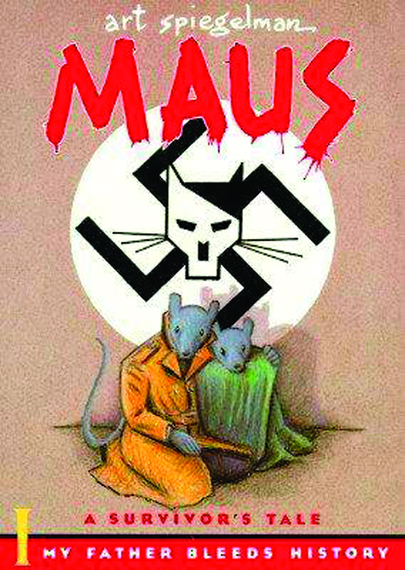 MAUS SURVIVORS TALE TP VOL 01 MY FATHER BLEEDS HISTORY
