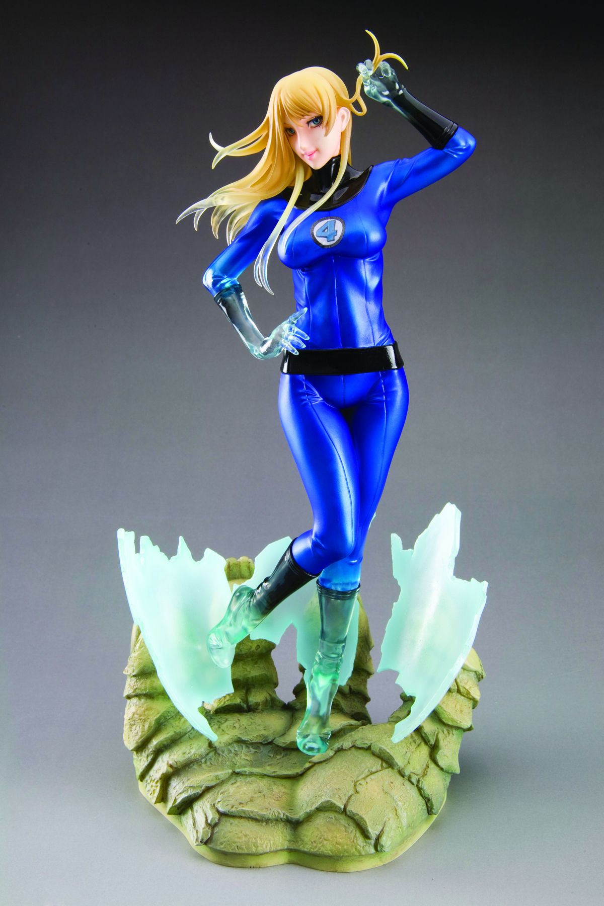 MARVEL INVISIBLE WOMAN BISHOUJO STATUE