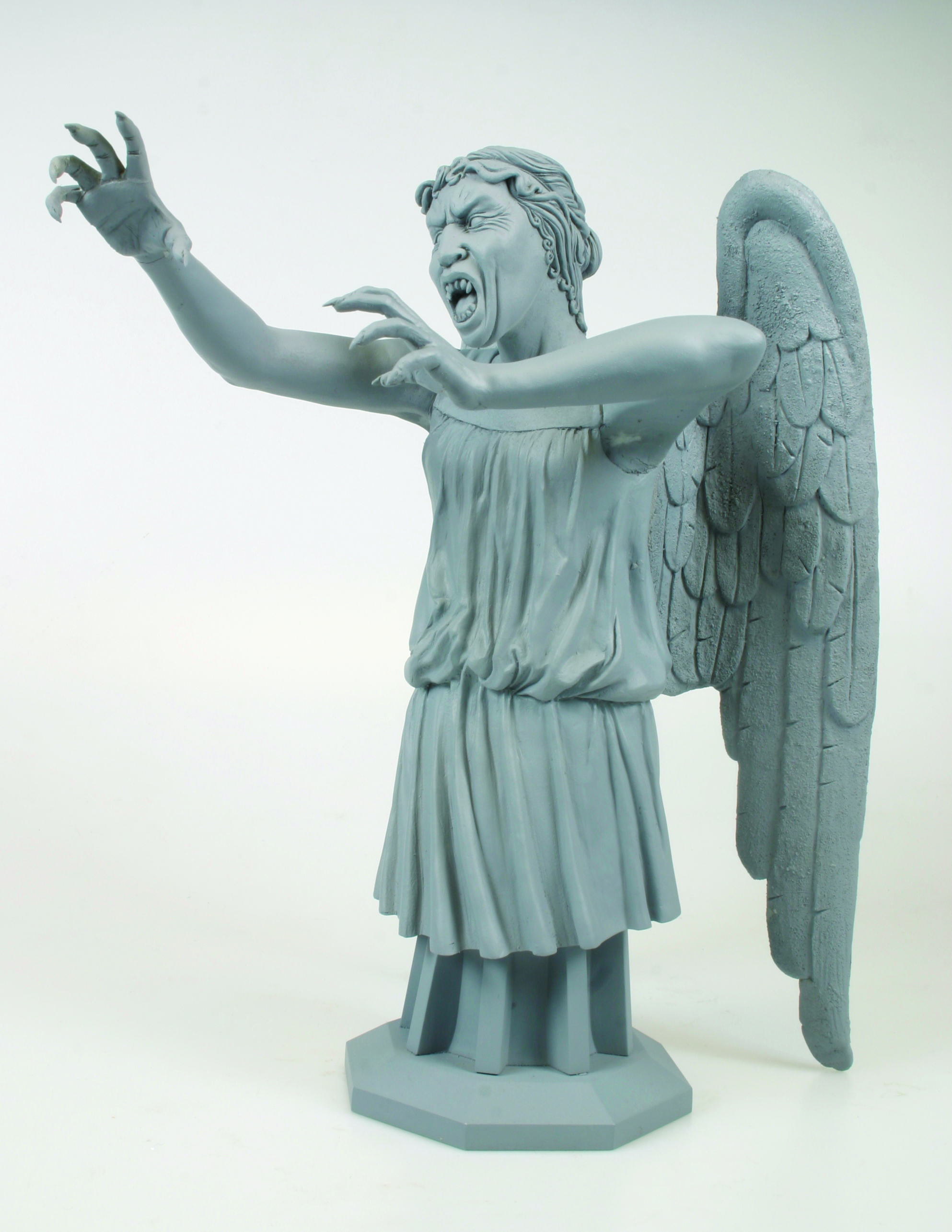 DOCTOR WHO WEEPING ANGEL MINI BUST