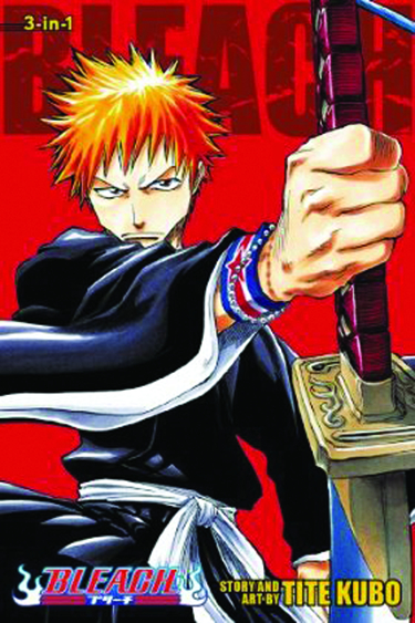 BLEACH 3IN1 TP VOL 01