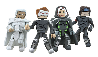 MARVEL MINIMATES AGE OF X BOX SET
