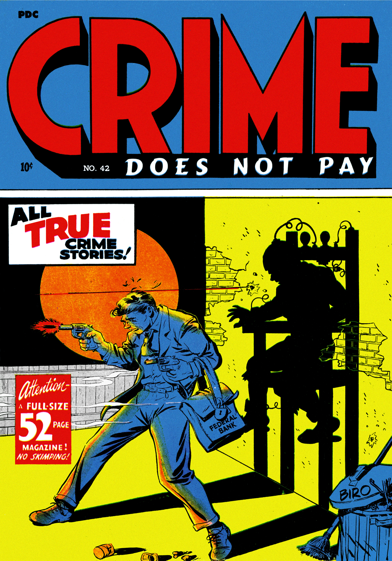 does crime pay a criminal pursuit of Does crime pay thefbi standard survey of crimesshowed that for about 80% of all property crimes (burglary, larceny, car theft, etc), the criminals are never found and the case is never solved† suppose a neighborhood district in a large city suffers repeated property crimes, not always.