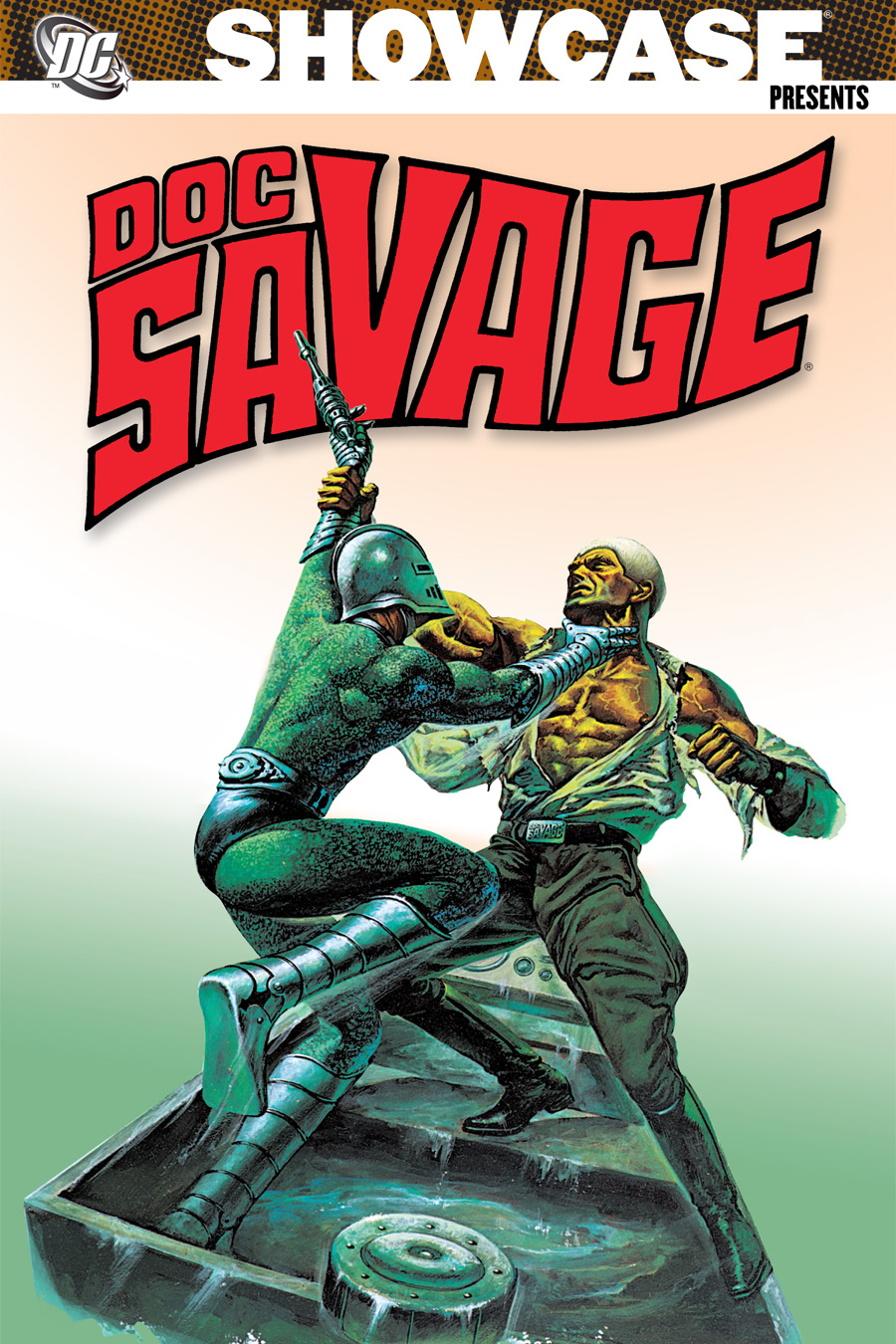SHOWCASE PRESENTS DOC SAVAGE TP