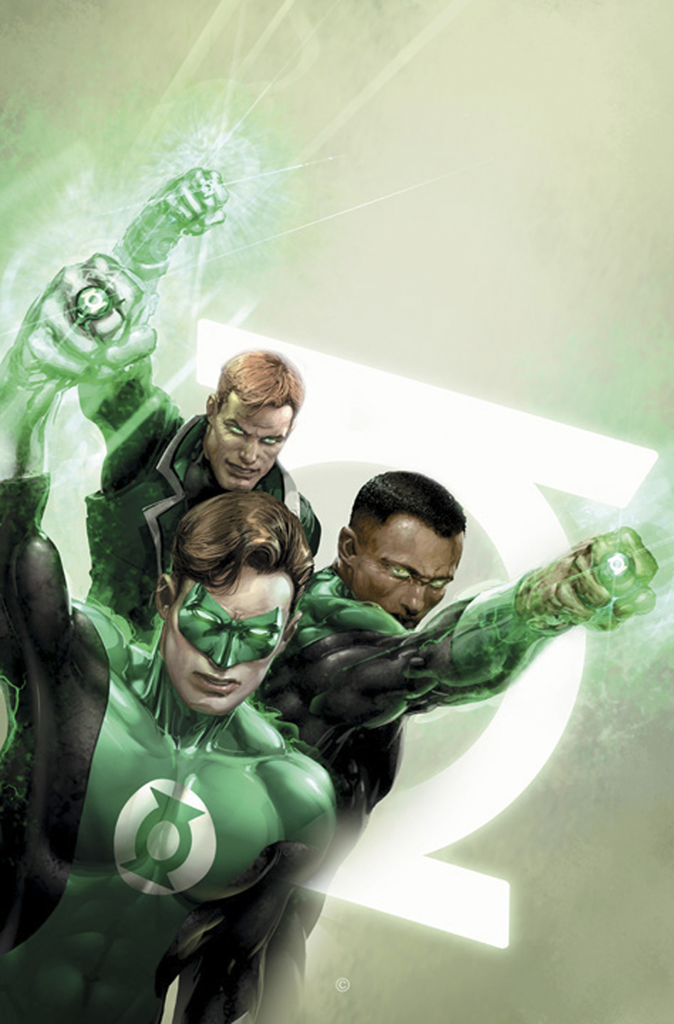 GREEN LANTERN CORPS #60 VAR ED (WAR OF GL)