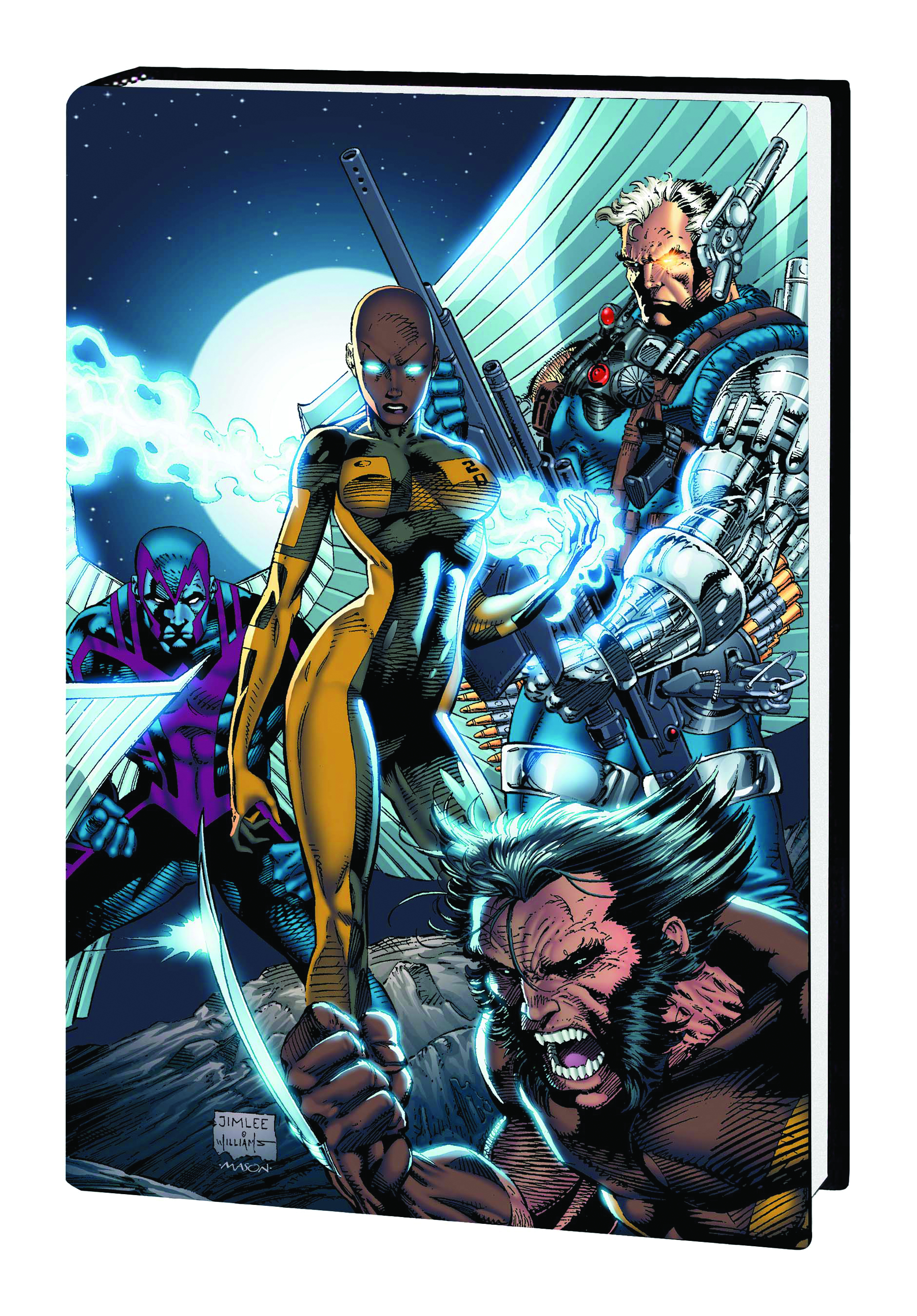 X-MEN X-TINCTION AGENDA HC