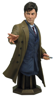 DOCTOR WHO 10TH DOCTOR MAXI BUST