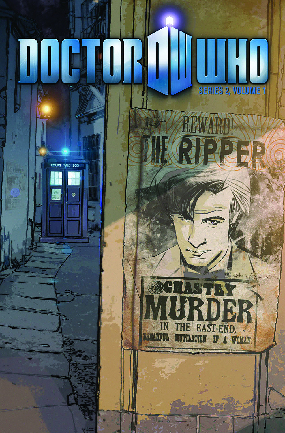 DOCTOR WHO 2 TP VOL 01 RIPPER