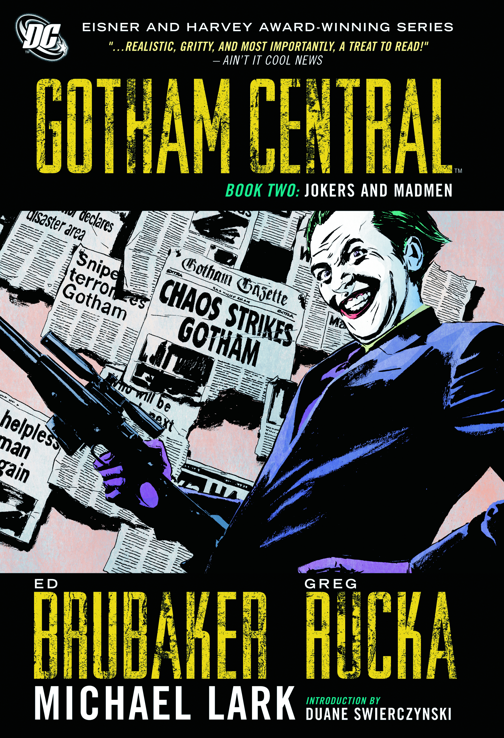 GOTHAM CENTRAL TP BOOK 02 JOKERS AND MADMEN