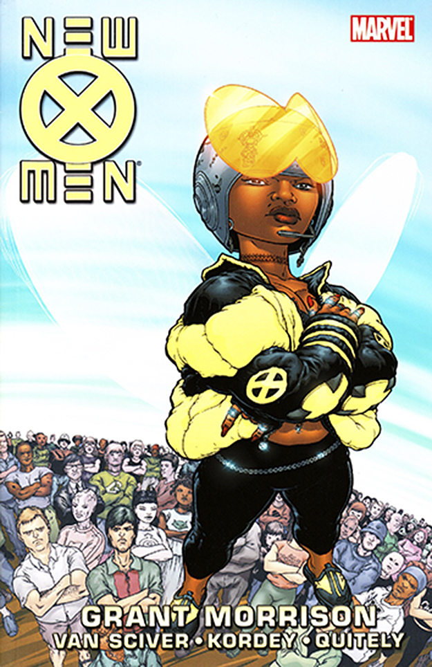 NEW X-MEN BY GRANT MORRISON GN TP BOOK 02