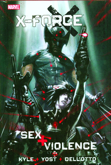 X-FORCE TP SEX AND VIOLENCE