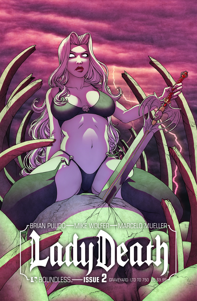 Lady death erotic sex pics