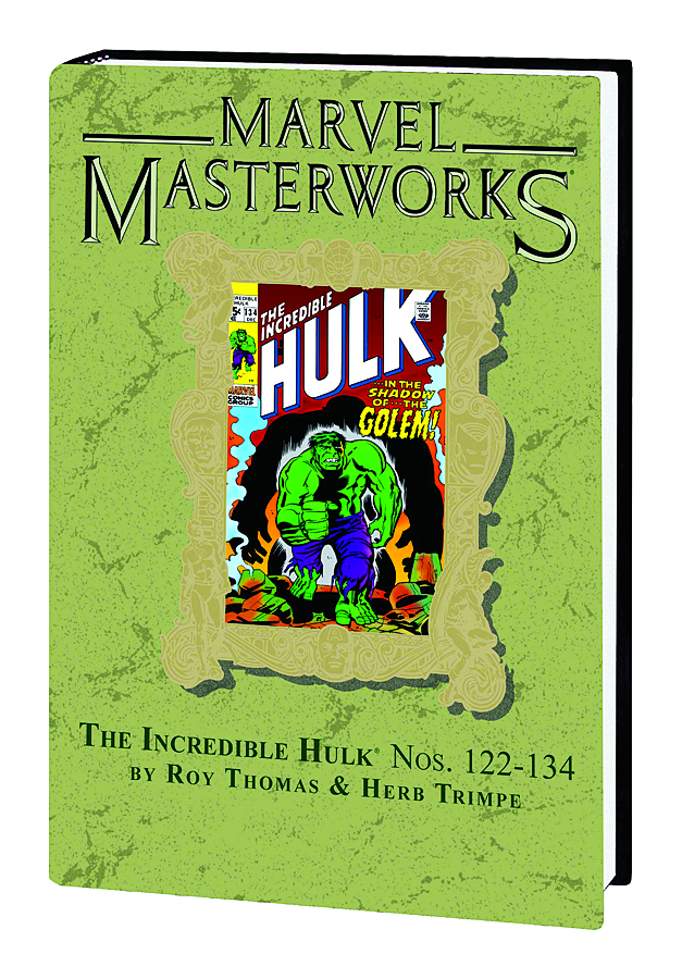 MMW INCREDIBLE HULK HC VOL 06 DM VAR ED 167