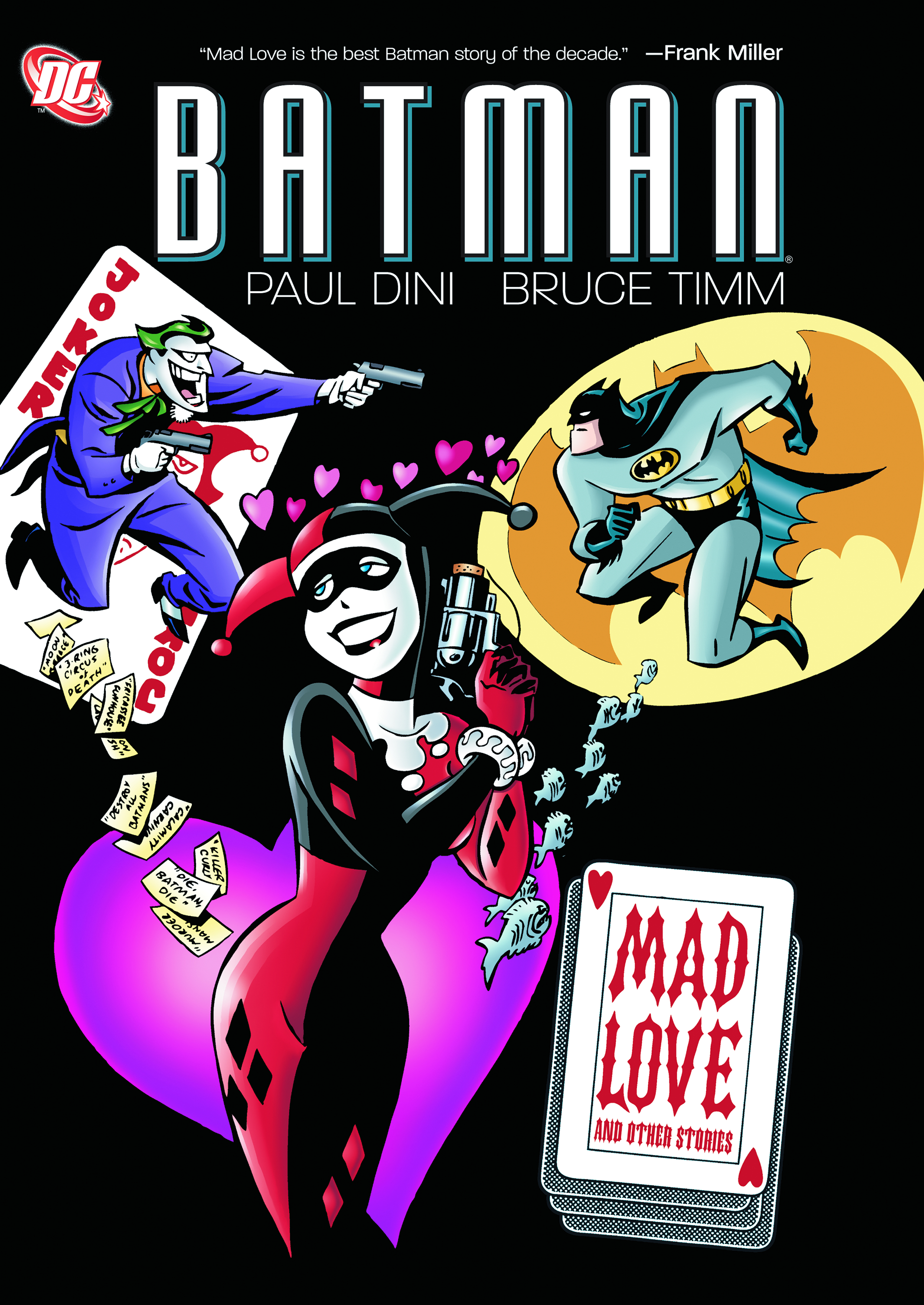 BATMAN MAD LOVE AND OTHER STORIES TP