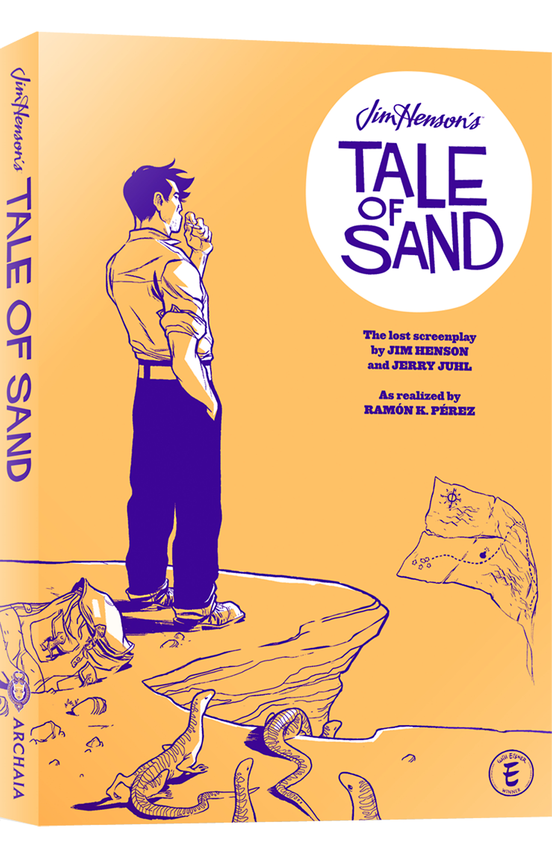 (USE DEC138206) A TALE OF SAND HC