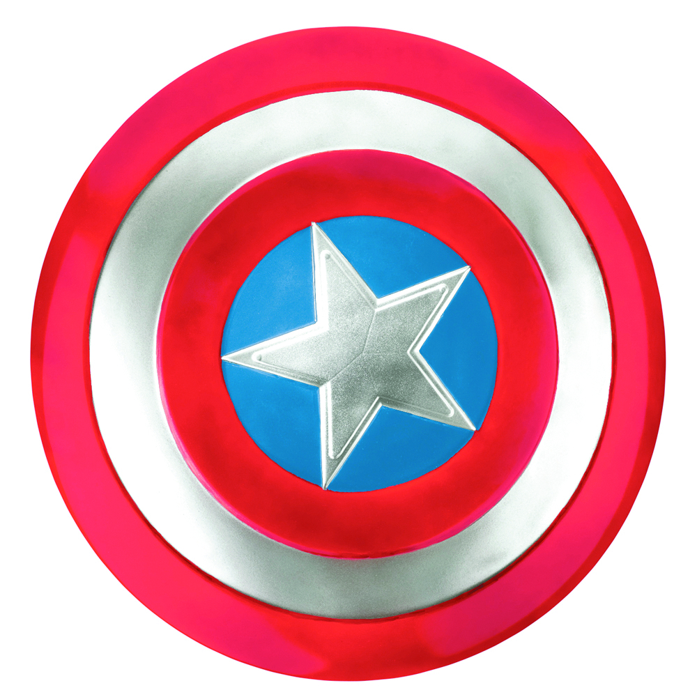 AVENGERS CAPTAIN AMERICA MOVIE ADULT SHIELD