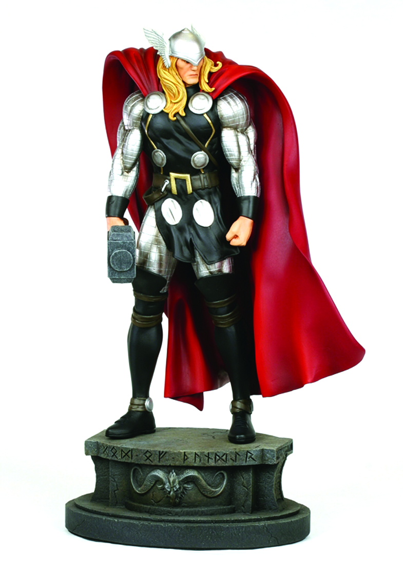 THOR MODERN MUSEUM STATUE