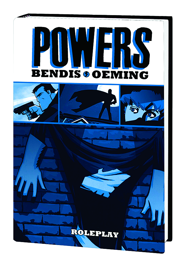 POWERS PREM HC VOL 02 ROLEPLAY (MR)