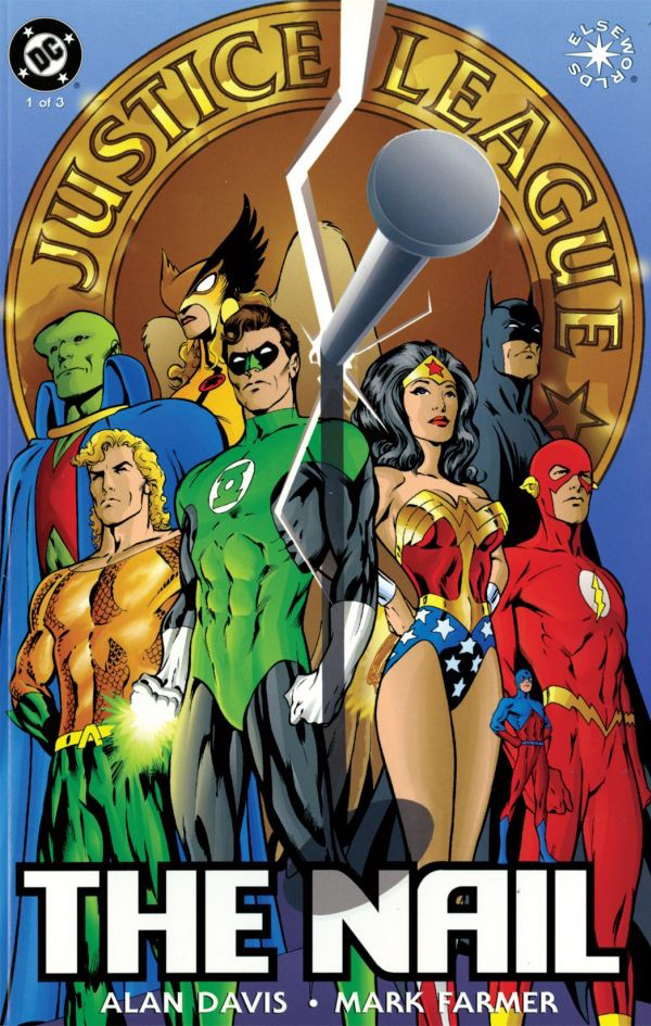 JUSTICE LEAGUE OF AMERICA TEAM HISTORY TP