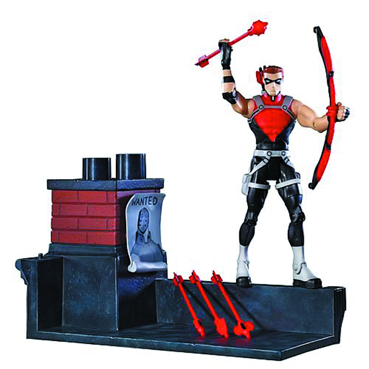 YOUNG JUSTICE RED ARROW 6-IN AF
