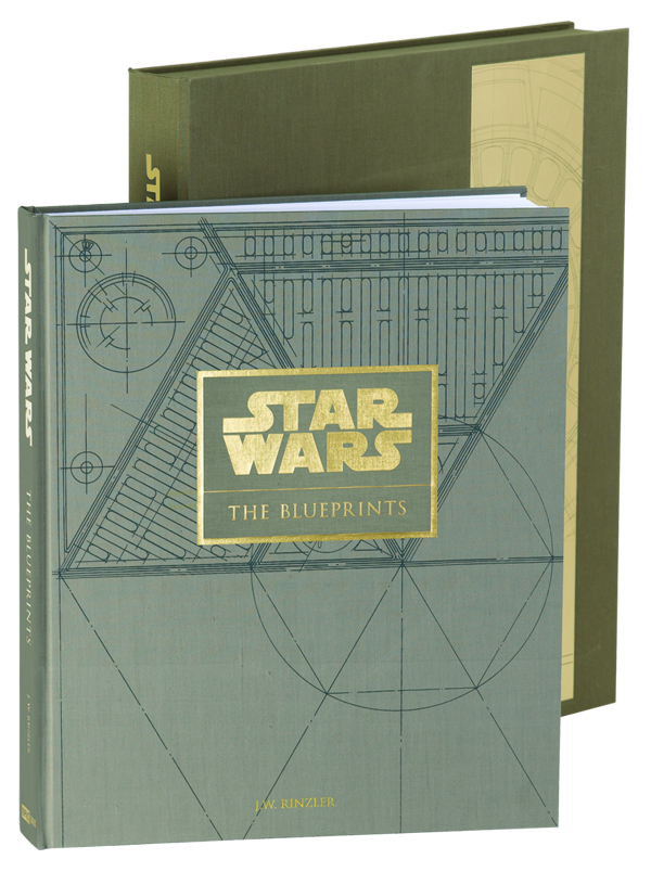 STAR WARS THE BLUEPRINTS DLX SLIPCASED ED