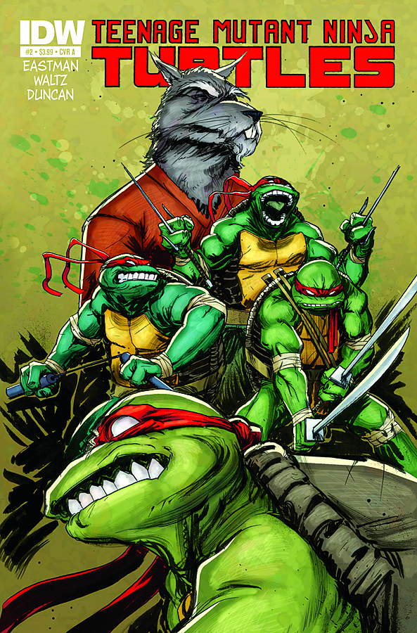TMNT ONGOING #2