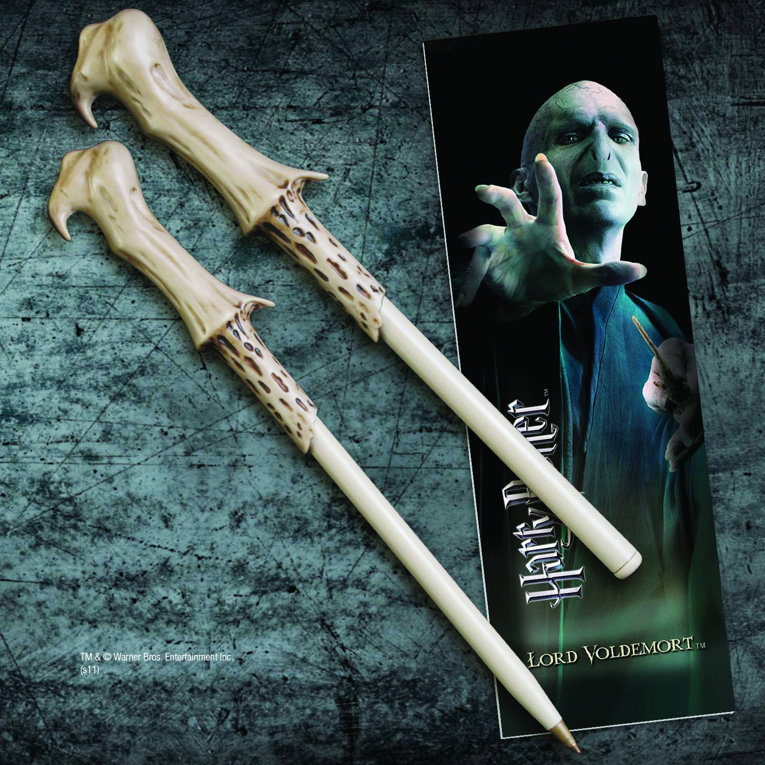 Jul112067 harry potter voldemort wand pen bookmark for Voldemort wand