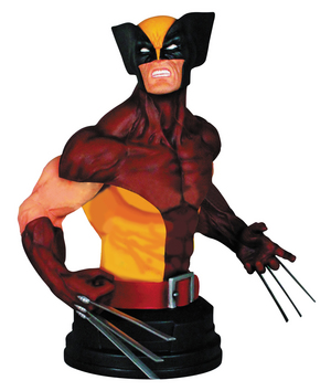 GENTLE GIANT WOLVERINE MINI-BUST