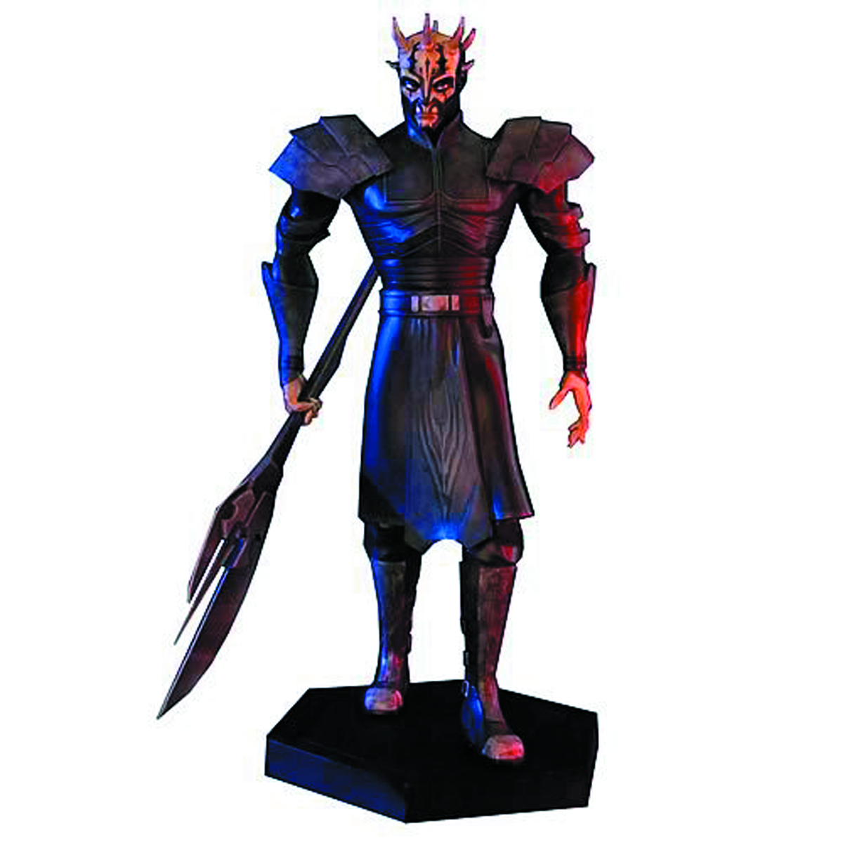 SW CLONE WARS SAVAGE OPPRESS STATUE