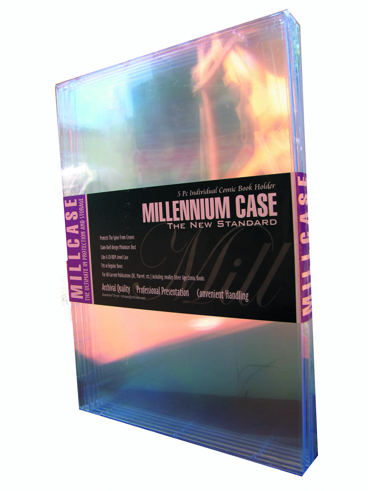 MILL CASE MODERN AGE 50 CT CS