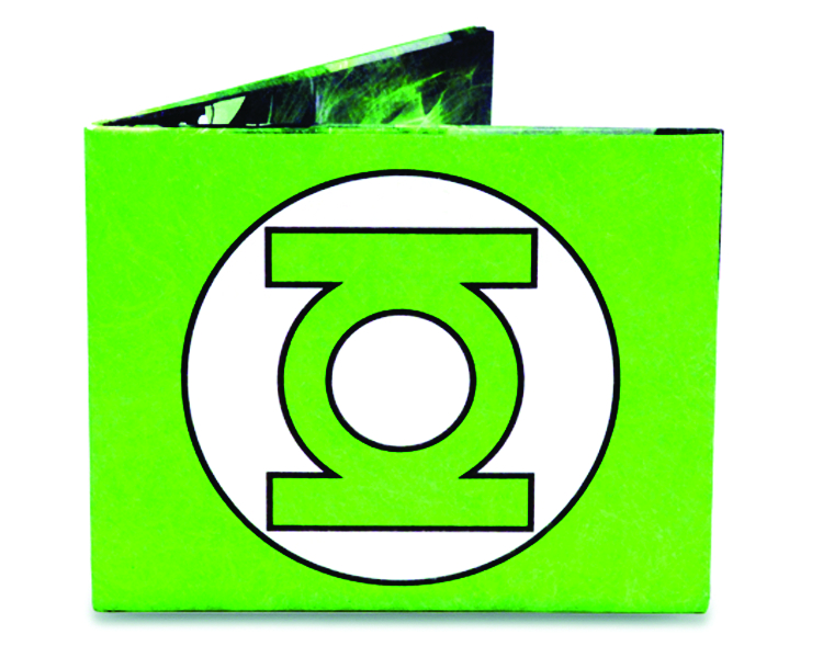 GREEN LANTERN MIGHTY WALLET
