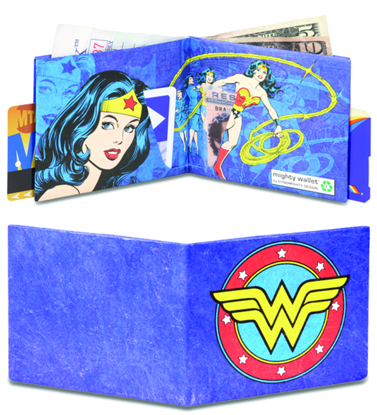 WONDER WOMAN MIGHTY WALLET