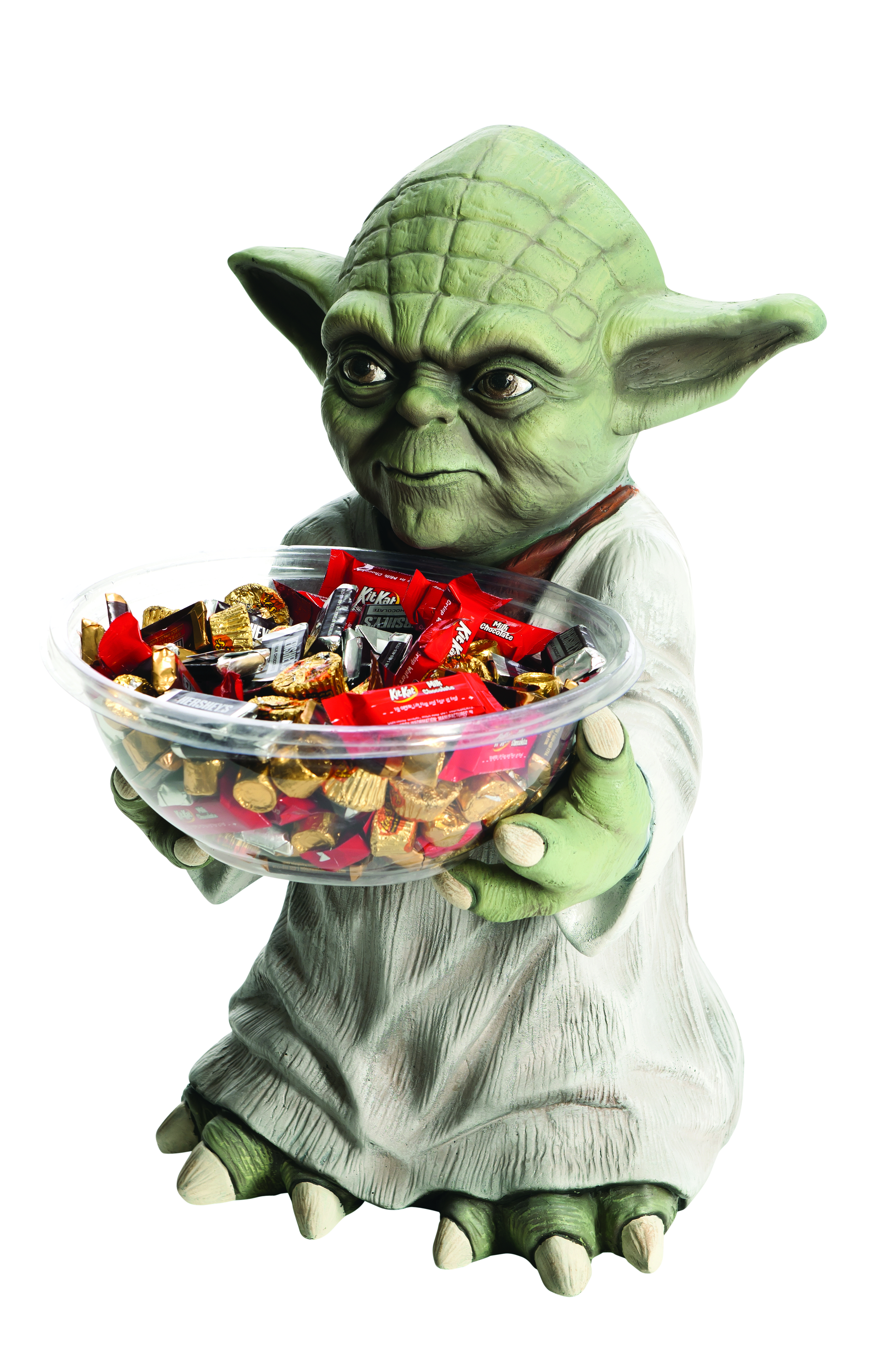 SW YODA CANDY BOWL HOLDER
