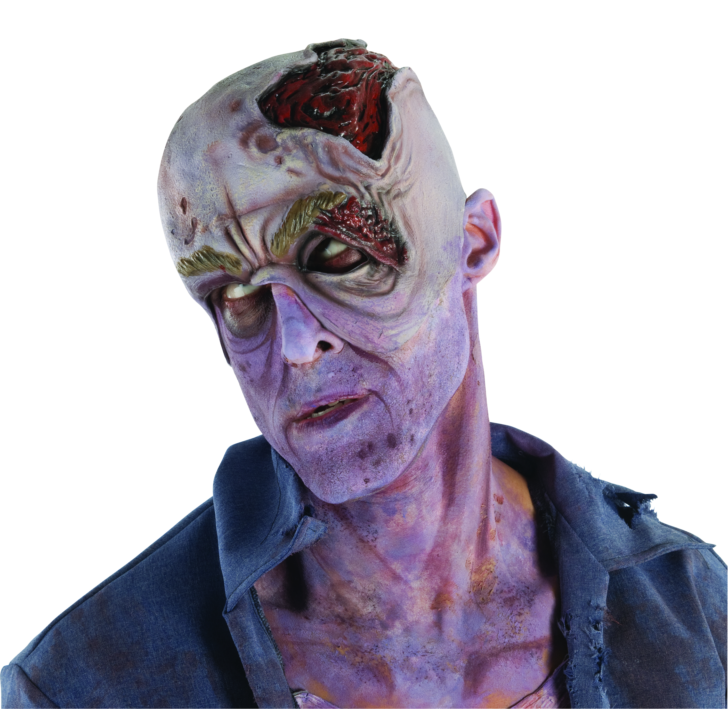 WALKING DEAD DECAYED HEAD PROSTHETIC