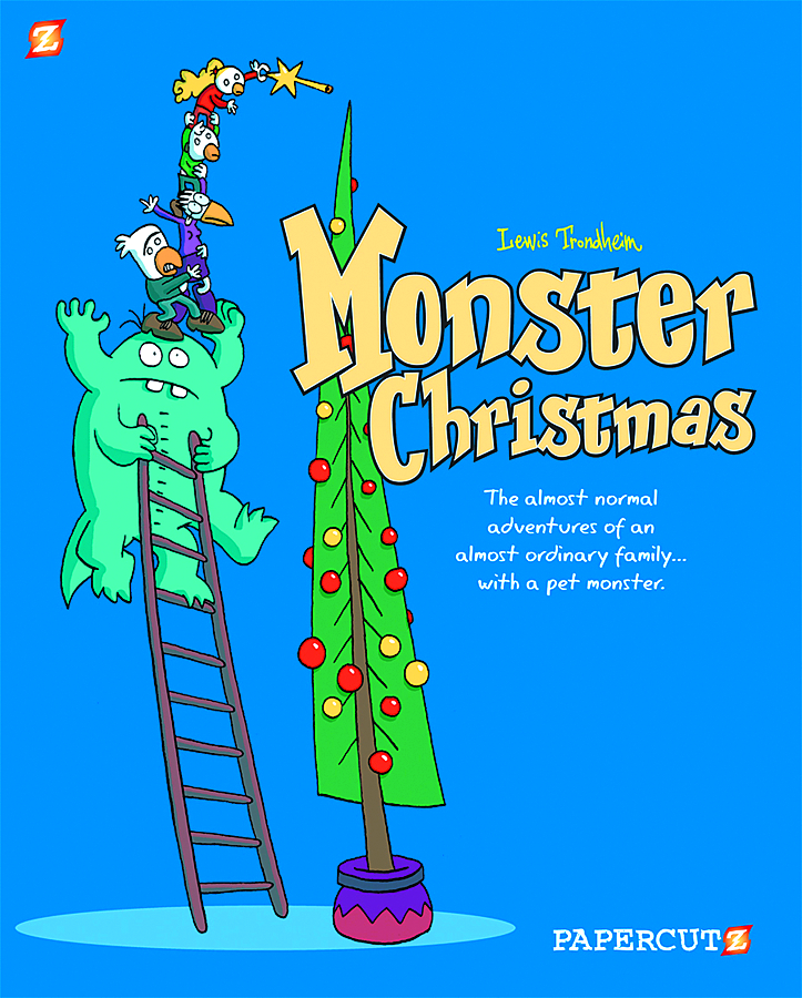 MONSTER HC VOL 01 CHRISTMAS