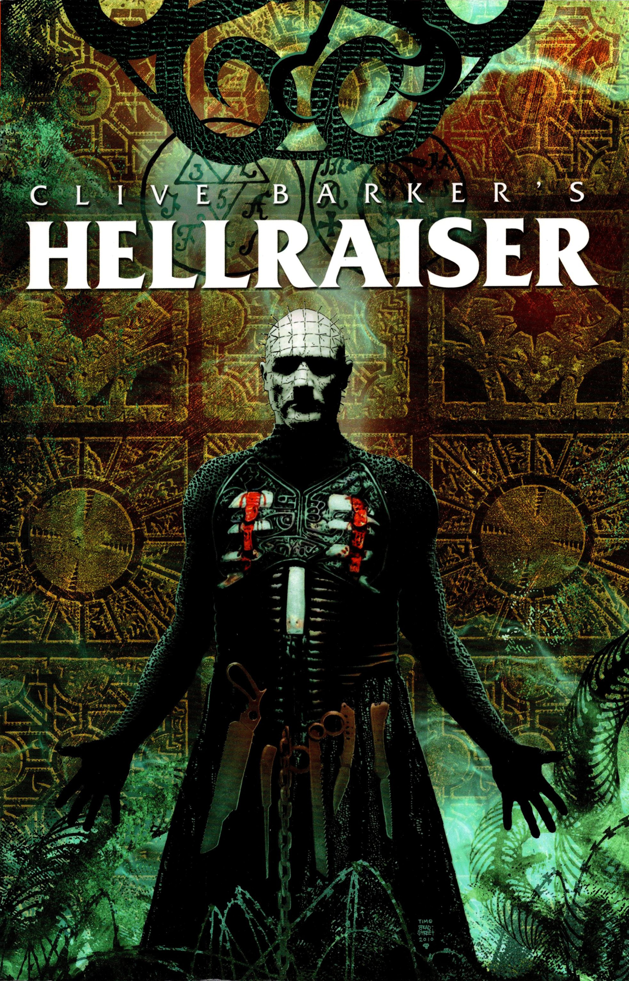 HELLRAISER TP VOL 01