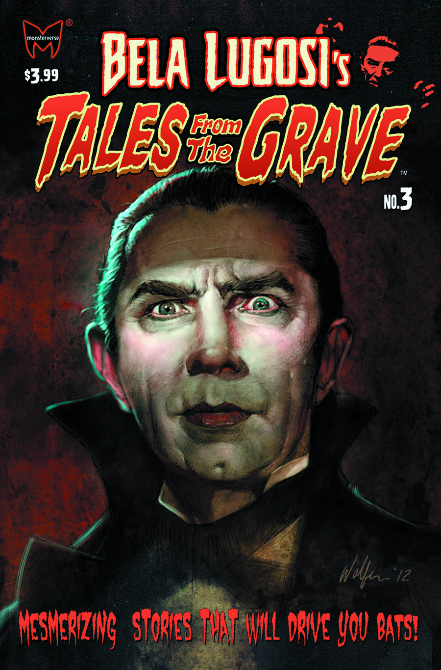 BELA LUGOSI TALES FROM GRAVE #3