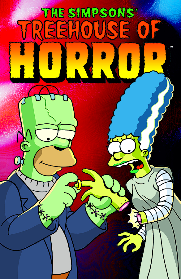 SIMPSONS TREEHOUSE OF HORROR #17